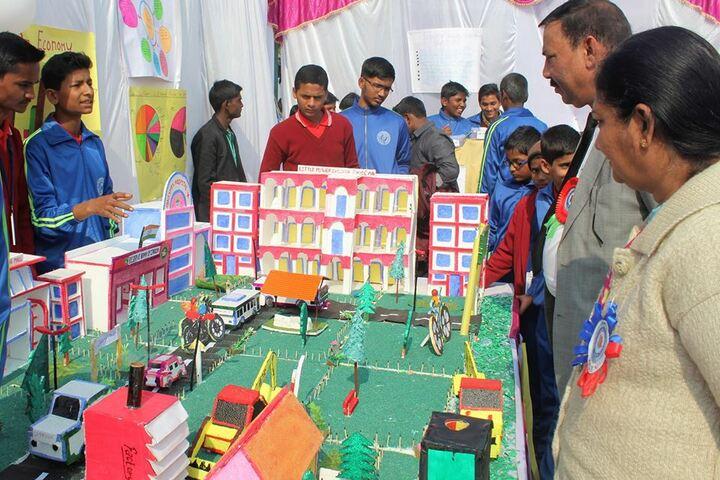 Little Flower Children School-Science Exhibition