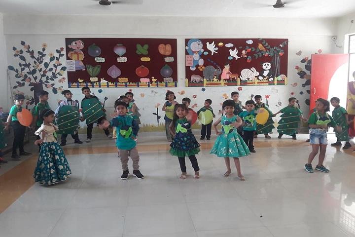 Little Flower International School-Fancy Dress