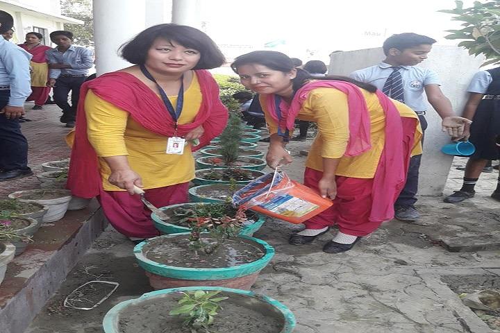 Little Flower International School-Plantation