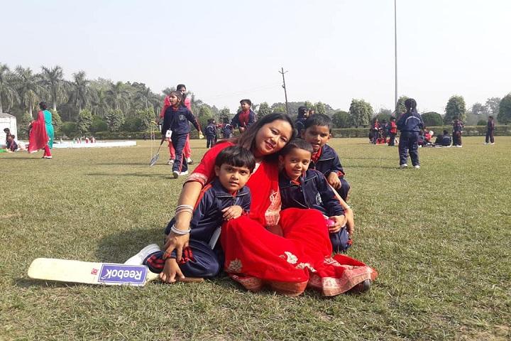 Little Flower International School-Play Ground