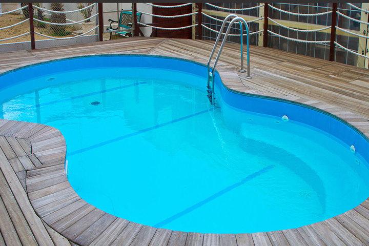 Little Flower International School-Swimming Pool