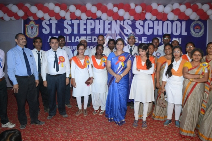 St Stephens School-Celebration