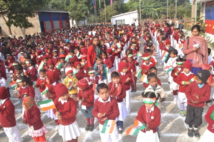 St Stephens School-Independence-Day