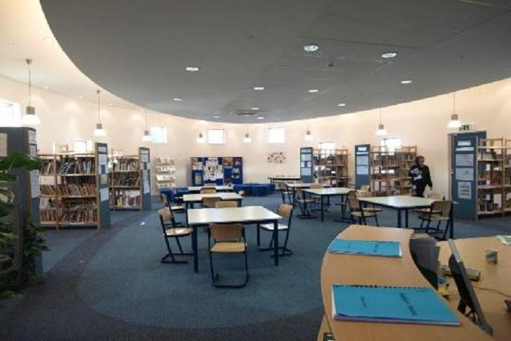 Lohia Academy International School-Library