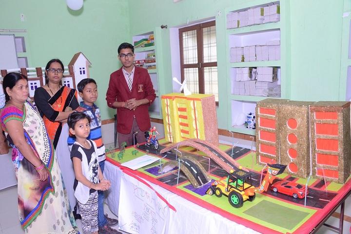 Lohia Academy International School-Science Exhibition