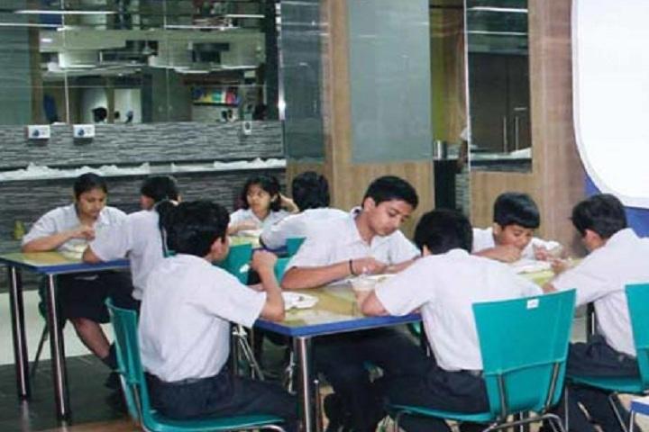 Lotus Valley International School-Cafeteria
