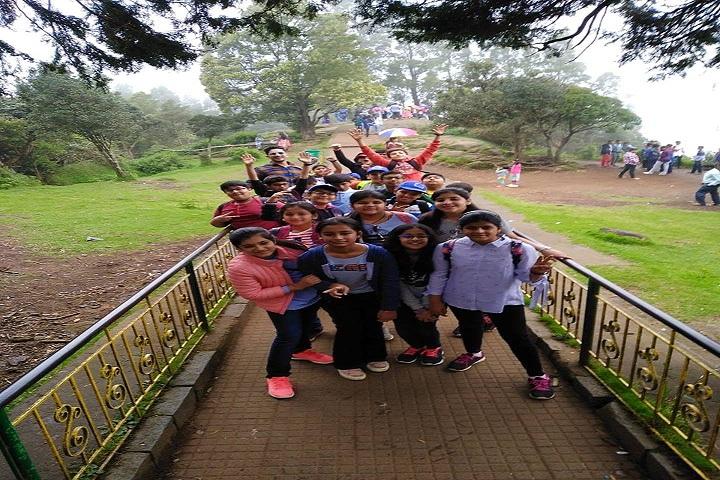 Lotus Valley International School-Tour
