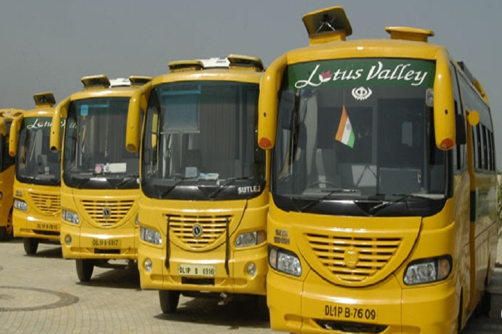 Lotus Valley International School-Transport