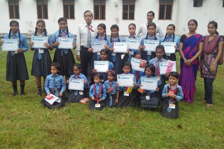 Subhash Chandra Bose Universal School-Achievement