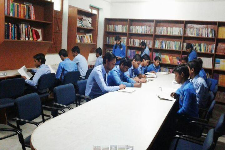 Subhash Chandra Bose Universal School-Library