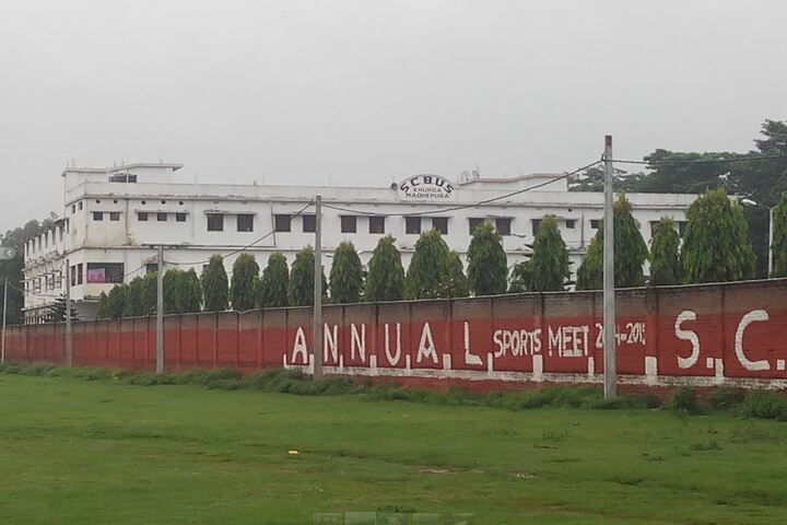 Subhash Chandra Bose Universal School-Play-Ground