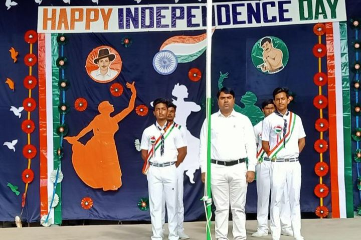 Lucknow Public School-Independance Day