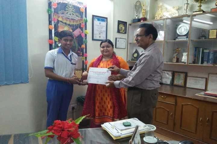 Lucknow Public School-Achievement Day