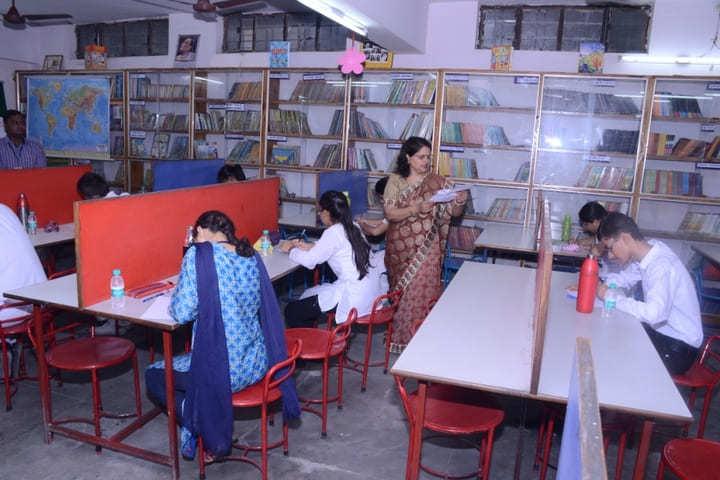 Lucknow Public School-Library