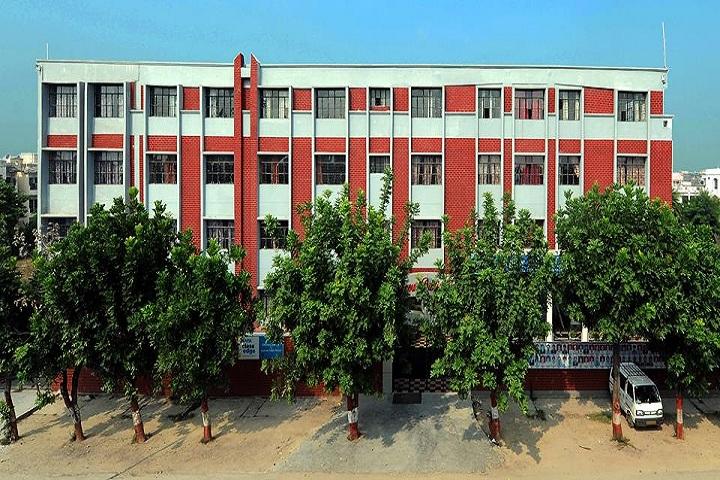 Lucknow Public School-School View