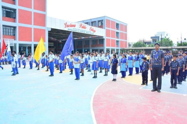 Lucknow Public School-Sports Day