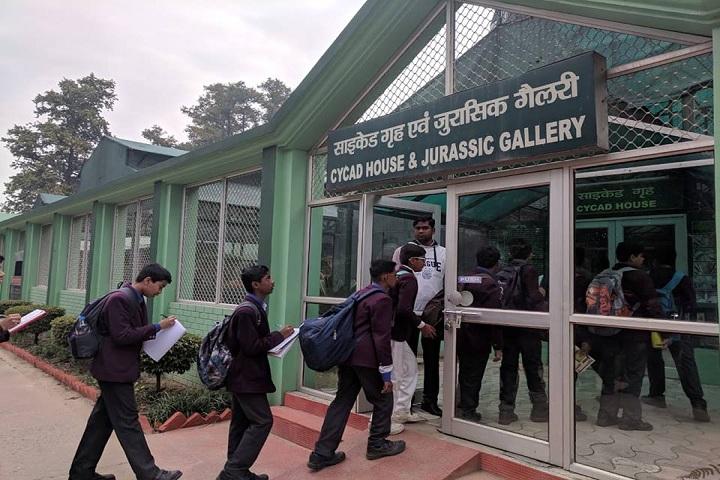 Lucknow Public School-Tour