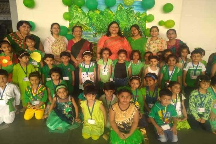 Lucknow Public School-Green Day