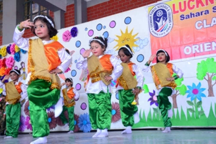 Lucknow Public School-Independence Day