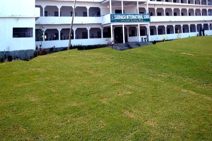 Subhash International School-Play-Ground