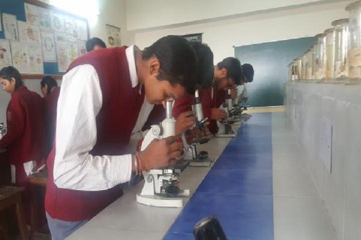 MG Public School-Biology Lab