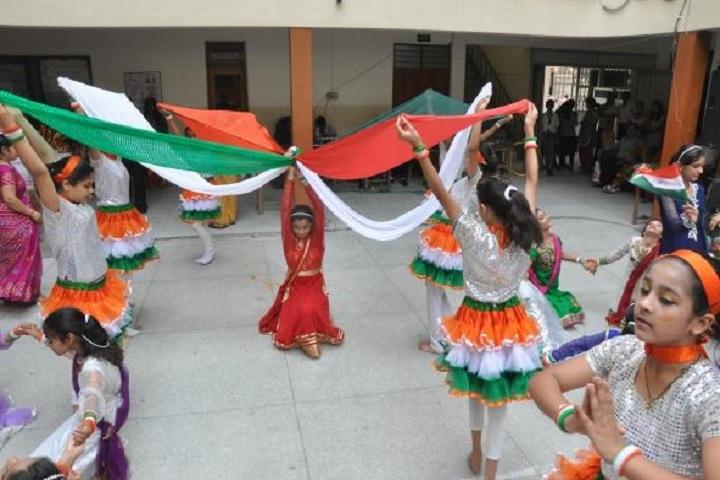 MG Public School-Independence Day Celebration