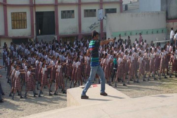 MG Public School-Martial Arts