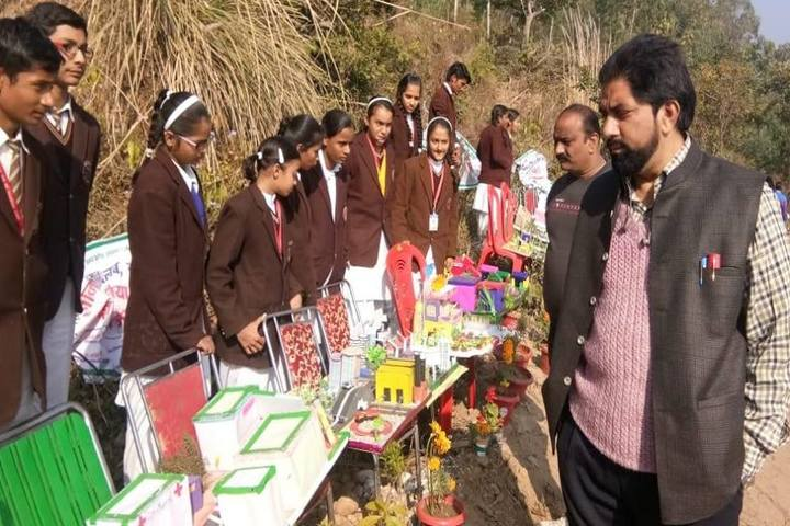 M R S Memorial School-Exhibition