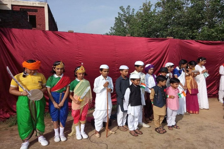 M R S Memorial School-Fancy-Dress