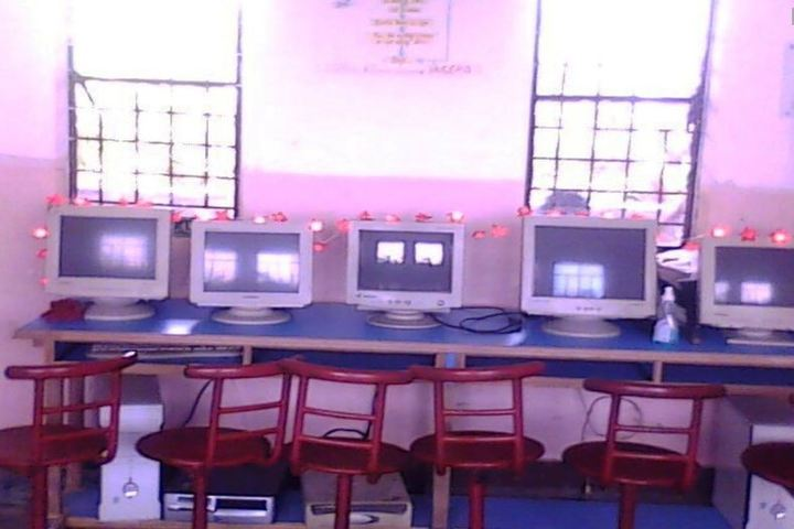 MS Heritage School - Computer Lab