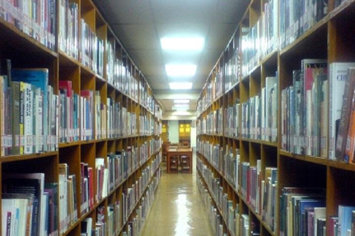 MS Heritage School - Library