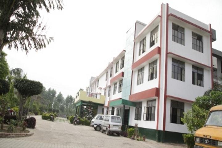 MS Heritage School - School View