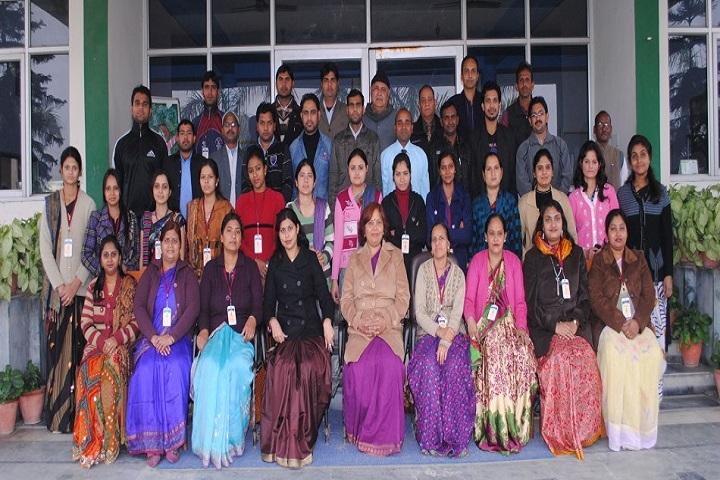 MS Heritage School - Staff