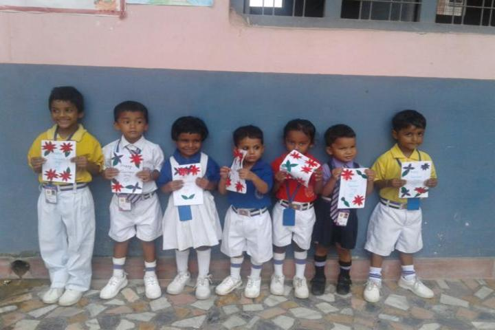 M V Convent Inter College-Kids Activity