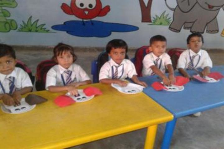 M V Convent Inter College-Kids Classrooms