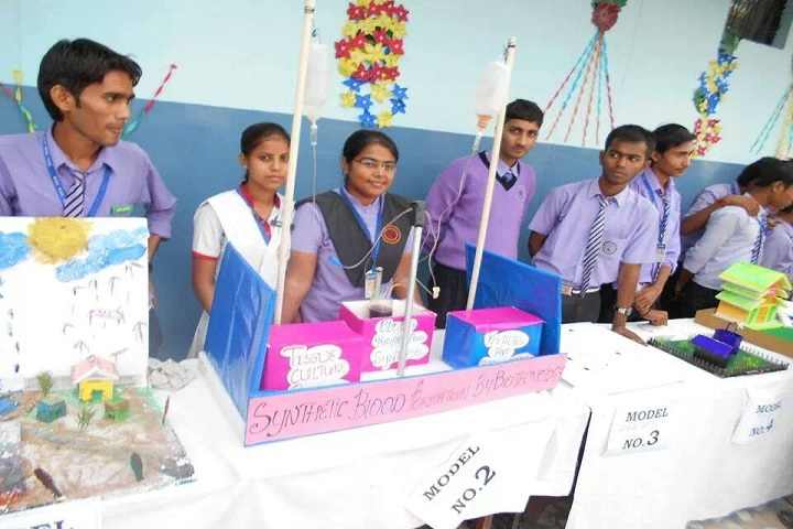 M V Convent Inter College-Science Exhibition