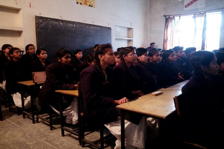 MB College - Classrooms