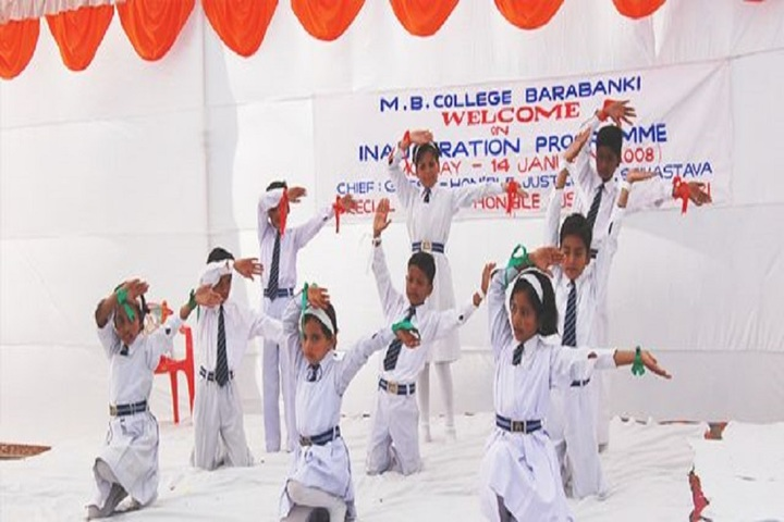 MB College - Dance Activity