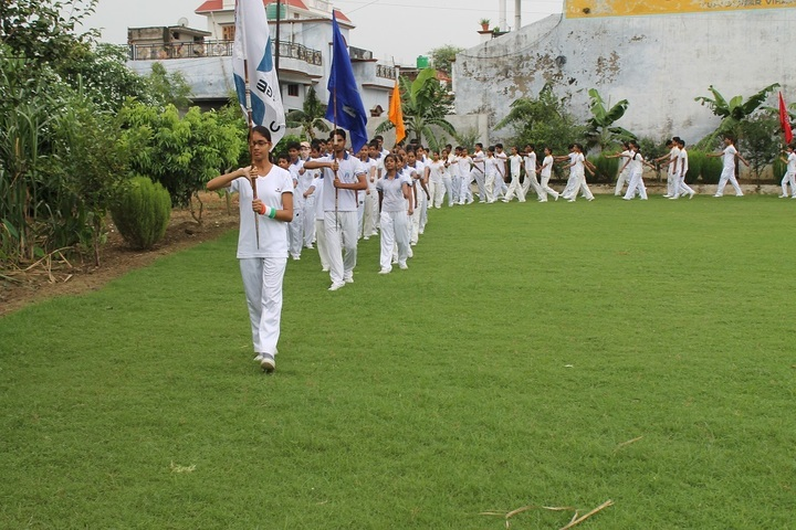MB College - Independence Day Celebrations
