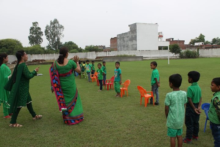 MB College - PlayGround
