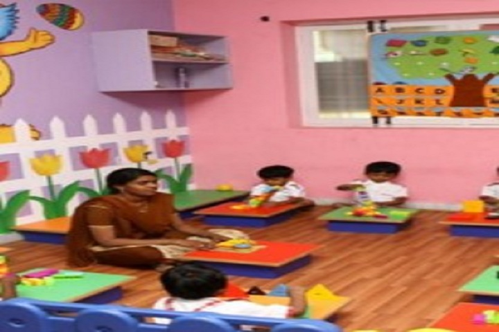 M C Gopichand Inter College-Play Classrooms