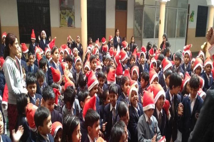 M G Convent School-Christmas Carnival