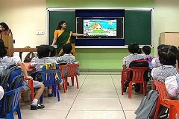 M A S Public School-Smart Classrooms