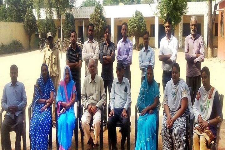 M A S Public School-Staff