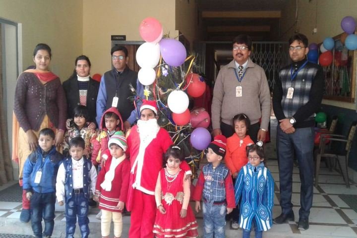MGDSD Public School - Christmas Carnival