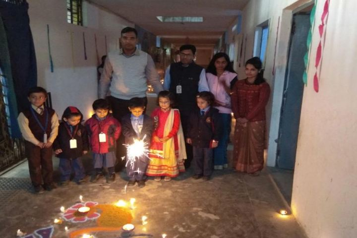 MGDSD Public School - Diwali Celebrations