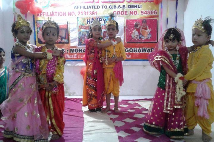 MGDSD Public School - Janmashtami Celebrations