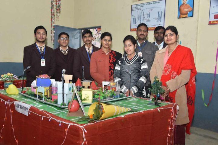 MGDSD Public School - Science Exhibhition