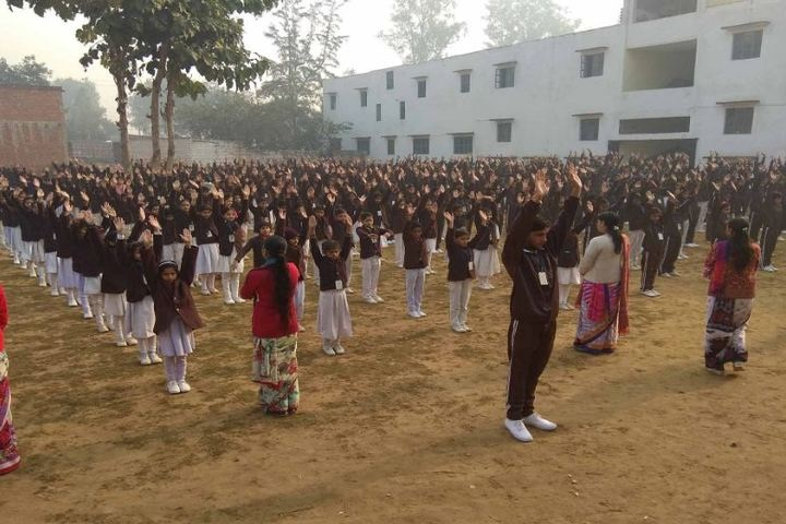 MGDSD Public School - Yoga Activity