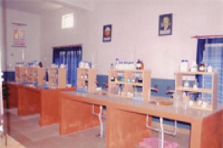MKD Children Academy  - Chemistry Lab